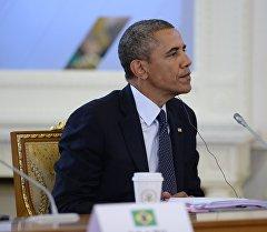 АКШнын президенти Барак Обама. Архив