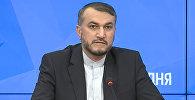 Замглавы МИД Ирана о последствиях поддержки извне терроризма в Сирии