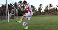 Антон Землянухин показал мастер-класс на тренировке в Таиланде