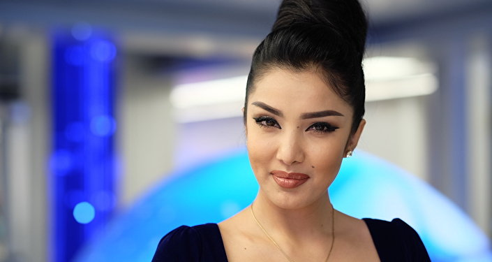 Участница Азии MIX Ситора Фармонова