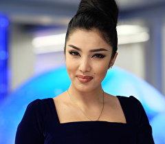 Азия MIX КВН командасынын катышуучусу Ситора Фармонованын архивдик сүрөтү