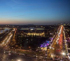 Париж шаарына көрүнүш. Архив