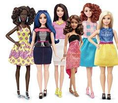 Новые куклы Барби от компании Mattel. Архивное фото