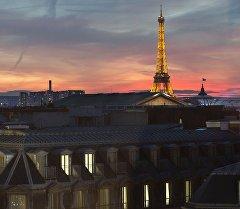 Париж шаары. Архив