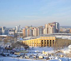 Екатеринбург шаары. Архив