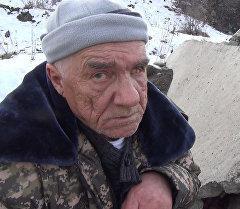 Бишкектин тургуну көзү азиз селсякты үйүнө батырып алды