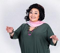 Известная исполнительница Гульнара Тойгонбаева.