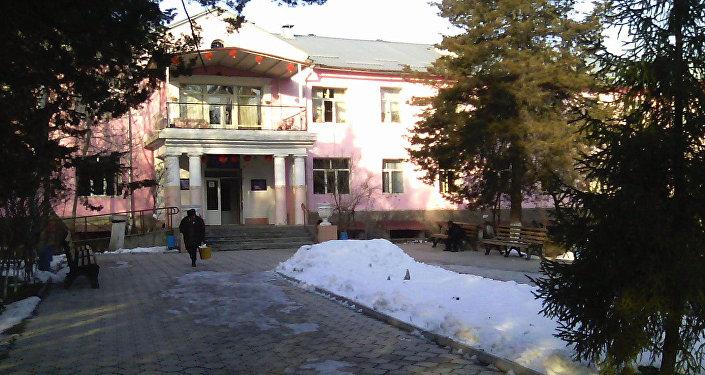 Бишкек шаарындагы карылар үйү