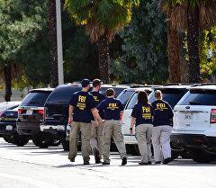 Агенты ФБР в США. Архивное фото