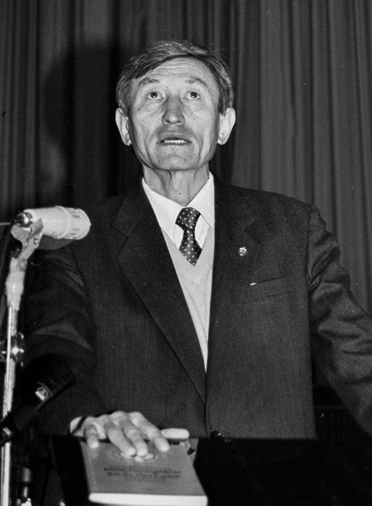Жумабек Ибраимов (1993-1995)