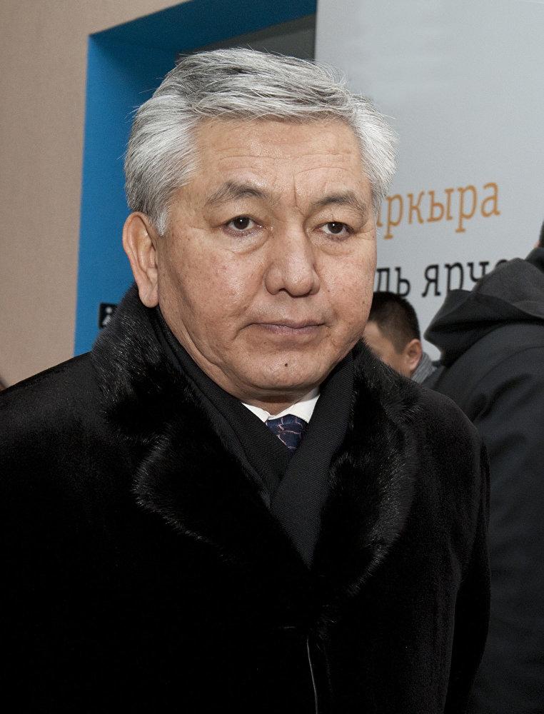 Иса Өмүркулов (2010-2014)