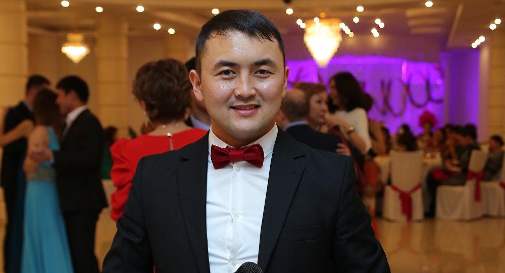 Журналист, преподаватель Исмаил Мамытов. Архивное фото