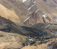 Угольное месторождение Кара-Кече. Архивное фото