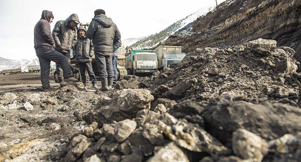 Угольное месторождение Кара-Кече