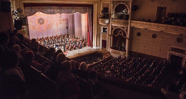 Концерт Шедевры оперной классики в театре оперы и балета в Бишкеке 68