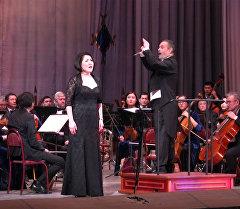 Травиата, дирижер жана көрөрман — дүйнөлүк опера жылдыздары Бишкекте к