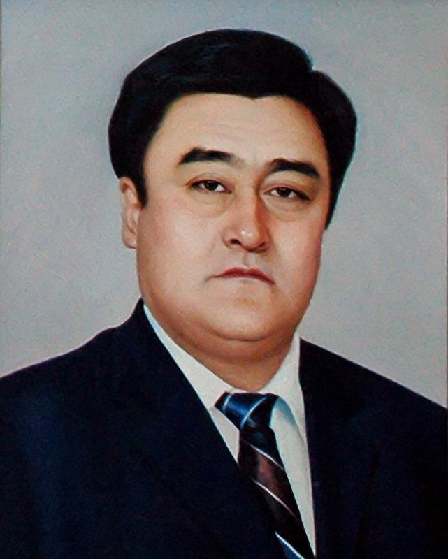Бывший глава столицы и экс-министр сельского хозяйства Кыргызстана Арстанбек Ногоев.