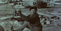 Мирный - первая советская научная станция в Антарктиде. Съемки 1956 года