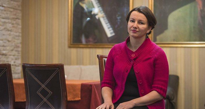 Фотограф Наталья Ельева ведет курсы для беременных и профессионально фотографирует новорожденных. Архивное фото