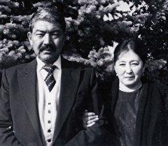Народный артист КР Дооронбек Садырбаев
