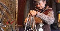 Из зонтика и фена собрал индикатор землетрясений сузакский изобретатель