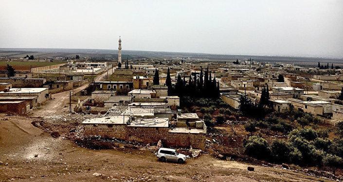 Нубель шаары, Сирия. Архив