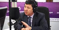 До 3 лет увеличилось время погашение займов — Сариев о поддержке фермеров