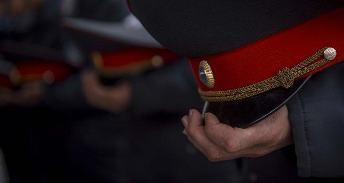 Правоохранительные органы Кыргызстана