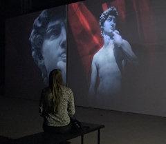 Выставка Микеланджело. Сотворение мира открылась в Минске