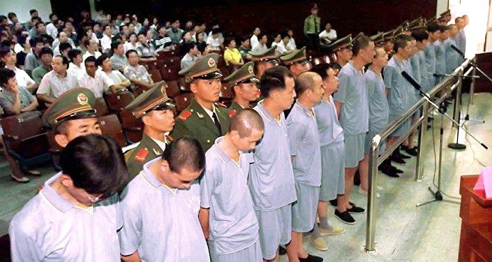 Кытайда өлүм жазасына тартуу кантип ишке ашат. Учурдагы жана архивдик сүрөттөр