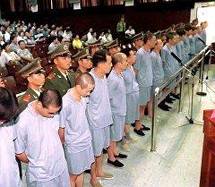 Смертные казни в Китае