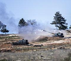 Военнослужащие Турции в Сирии. Архивное фото