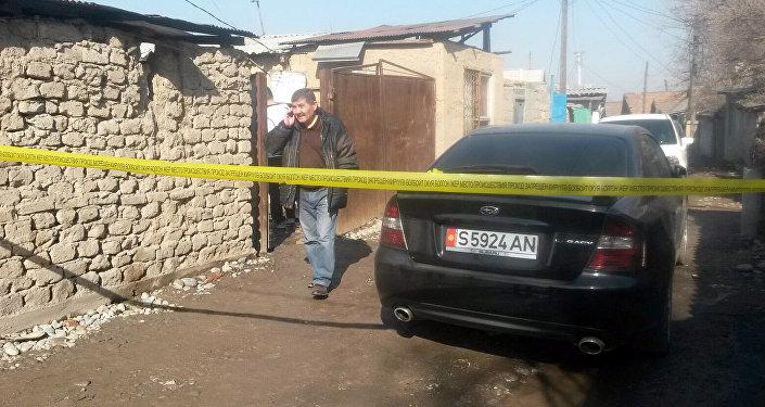 Правоохранительные органы в жилом массиве Токольдош, где произошла поножовщина