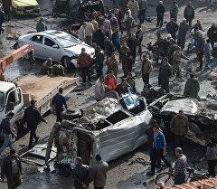 Сириянын Хомс шаарынын Аз-Захра кварталында эки теракт катталган.