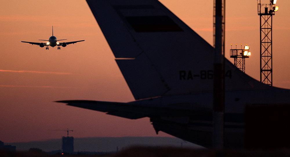 Милиция проверяет сообщения о вероятном теракте наборту самолета Ереван