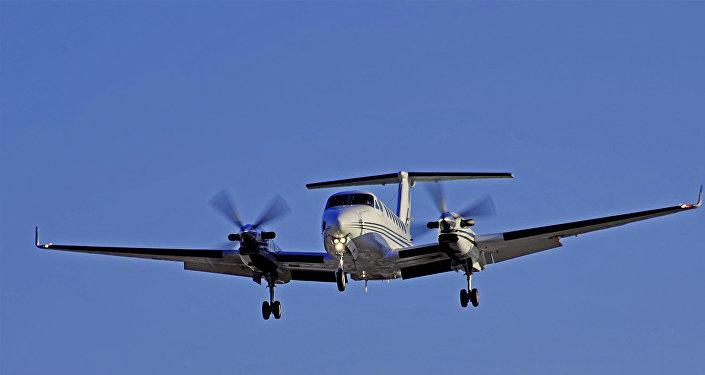 Архивное фото самолета Beechcraft SuperKingAir-350 модели B300