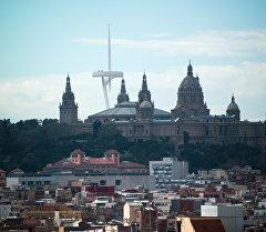 Барселона шаары. Архив