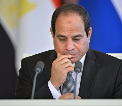 Египеттин президенти Абдель Фаттах ас-Сиси. Архив