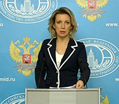 LIVE: Брифинг официального представителя МИД РФ Марии Захаровой_25.02