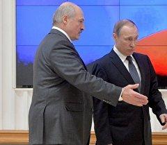 Встреча первых лиц в Минске