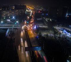 Улица Абсамата Масалиева. Архивное фото
