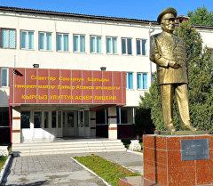 Дайыр Асановдун атындагы Кыргыз улуттук аскердик лицей. Архив