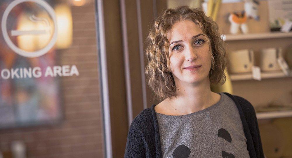 Руководитель рекламного отдела и маркетолог интернет компании Дарья Суходолова.