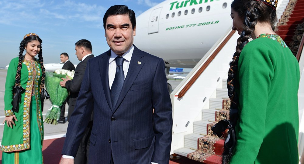 Президент Туркменистана примет участие вцеремонии открытияII Всемирных игр кочевников