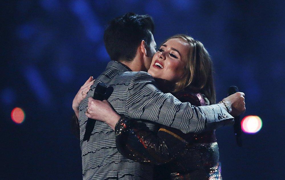 Церемония вручения премии Brit Awards