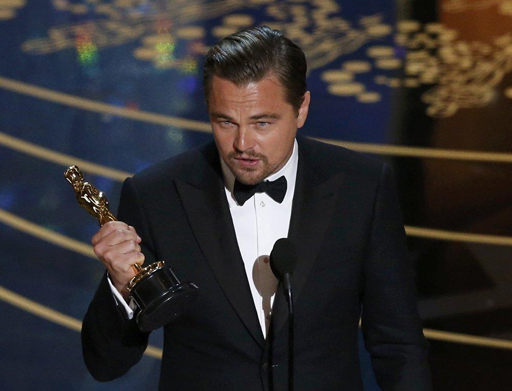 Церемония вручения награды киноакадемии США Оскар