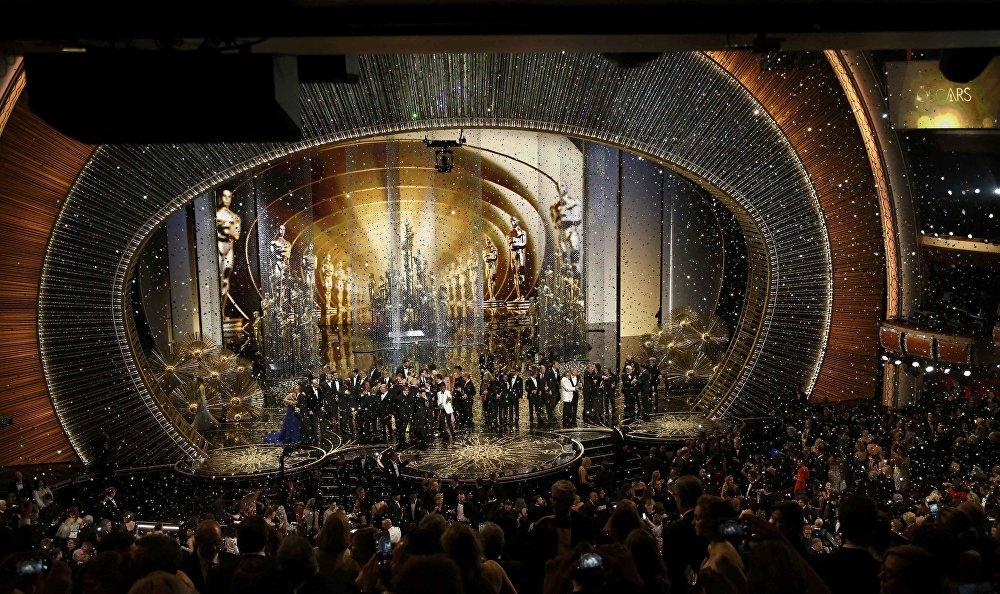 Церемония прошла в кинотеатре Долби в Лос-Анджелесе