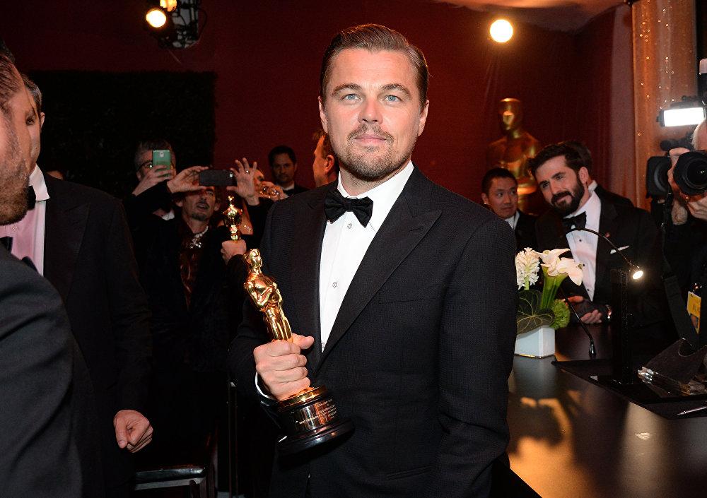 Леонардо Ди Каприо получил долгожданного Оскара за главную роль в фильме Выживший. Ранее Ди Каприо был номинирован на премию пять раз