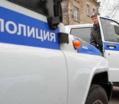 Россиянын полиция унаасы. Архив