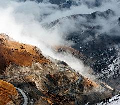 Дорога Ош — Хорог на Памирском тракте